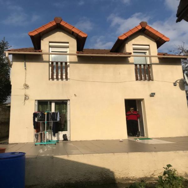 Offres de vente Maison Villetaneuse 93430