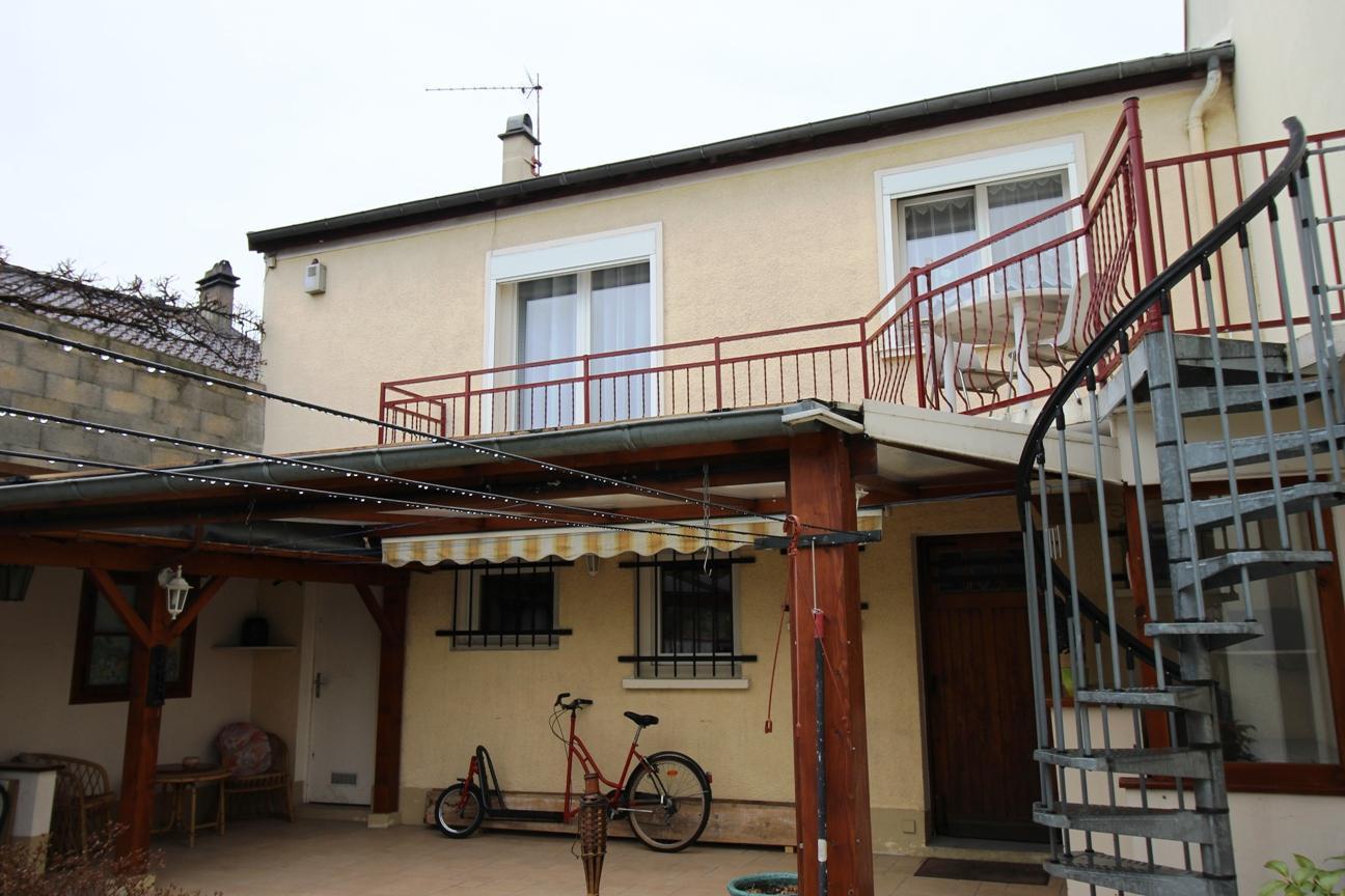 Offres de vente Maison Pierrefitte sur seine 93380