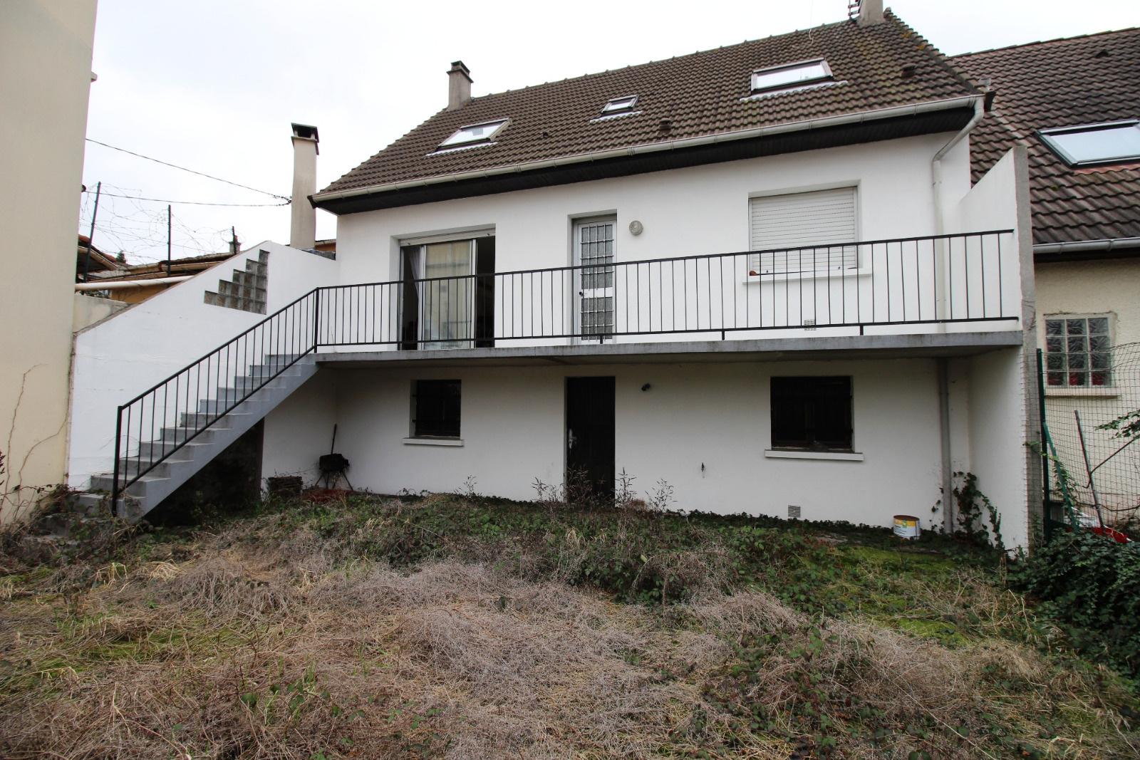 Offres de vente Maison St denis 93200